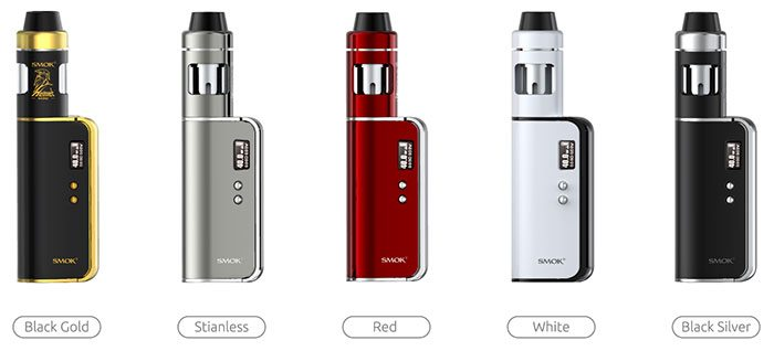 SMOK OSUB 40w Colour Choices