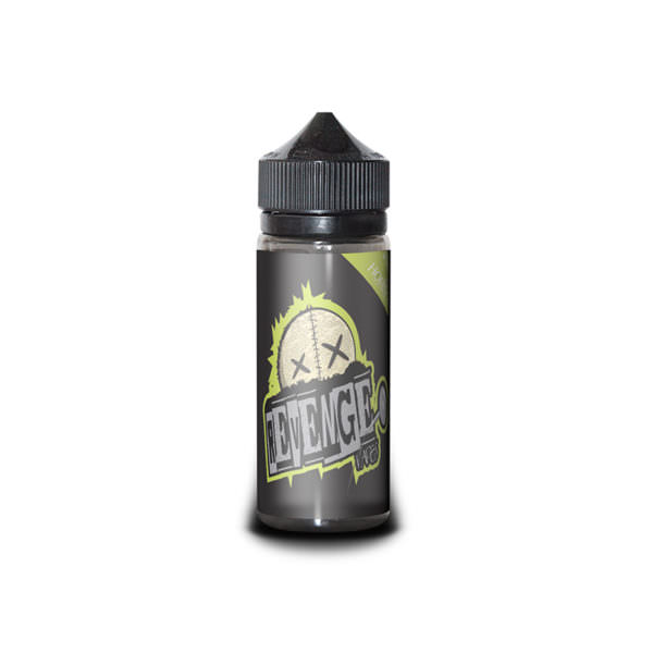 VENGEANCE BY REVENGE VAPES SHORT FILL