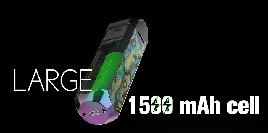 SMOK RPM40 Kit fast charging