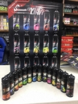 VU9 PRESENTS NEW PREMIUM E-JUICE 100ML VAPE OVER THE LIMIT IN AMAZING 15 FLAVOURS 70/30 VG/PG