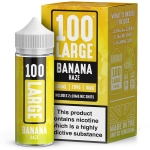 Banana Haze E-Liquid by 100 Large 100ml £9.99