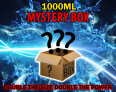 1000ml Mystery Box only £27.95!