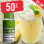 50% OFF Juice of the week – Whipped Banana Cream £1.25