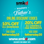 Save With SMKD This Fathers Day