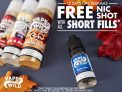 Free Nic Shot with Short Fill Purchase