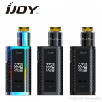 IJOY Captain PD1865 225W with Wondervape RDA TC Kit £41.99