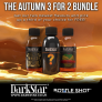 3 for 2 at DarkStar Vapour!