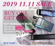 VapeSourcing 11.11 Vape Sale