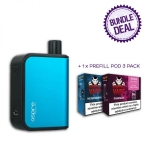 ASPIRE GUSTO MINI MOD & 1x 3 PACK PREFILLED POD | HEISENBERG OR PINKMAN