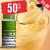 £1.25 – 50% OFF Juice of the week Vanilla Custard.