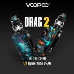 VOOPOO DRAG 2 KIT FREE SHIPPING