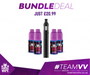 VAPORESSO ORCA STARTER KIT + 4 BOTTLES OF E-LIQUID FOR £20.99@ VAMPIRE VAPE! 🧛‍♂️