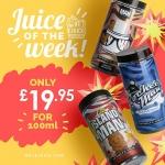 Juice of the Week – One Hit Wonder 100ml £19.95