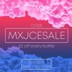 MIX JUICE SALE – ALL 50ml SHORT FILLS JUST £2.99