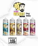 The Biscuit Man E liquid Range – 120ml £5.99
