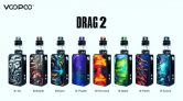 Voopoo Drag 2 and Drag Mini Kits only £52.99 with Delivery Included
