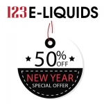 50% OFF All Products | 10ml 50p | 50ml £1 | January 1st 2019