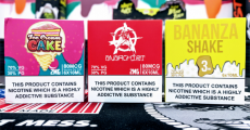 Anarchist, Vaper Treats, Milkshake Liquids – 7 x 60ml Boxes £29.99 at Flawless Vape Shop