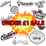 Huge 99p E-liquid sale!