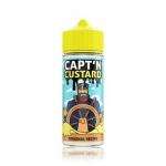 Capt'n Custard E Liquid 100ml