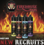 Firehouse Vape New Flavour Range 4 x 10ml samples £4.99 posted