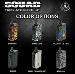 Squid Industries Squad Tank Kit UK