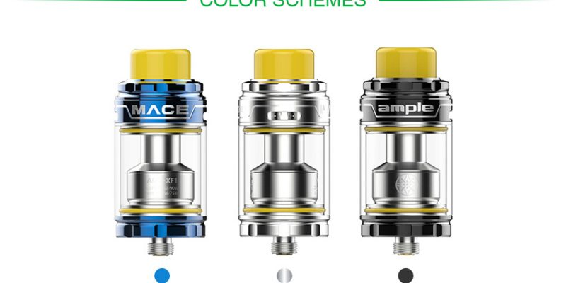Ample Vape Mace X Tank UK – First Look