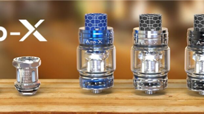Amplevape Amp-X Review