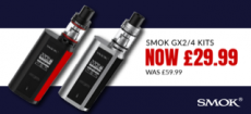 Smok GX2/4 Vape Kit | 50% OFF