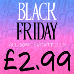 Mix Juice Black Friday – All 50ml Short Fills £2.99 – ONE DAY ONLY Friday 23rd November