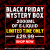 Black Friday 2000ml Mystery Box only £29.99!