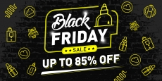 BLACK FRIDAY VAPE DEALS ARE HERE!!! UP TO 85% OFF EVERYTHING!!!