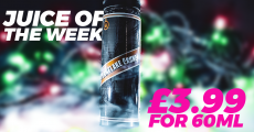 Reformulated Cornflake Crunch – 60ml for only £3.99! This week only.