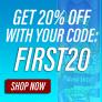 20% OFF Voucher at Vapor Shop Direct