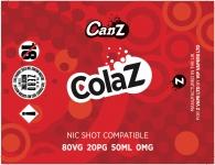 CANz eLiquid MEGA DEAL 50ml only £3.99
