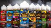 Full Range of Candy King E Liquid – £9.99 @ www.getthatvape.co.uk