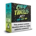 Cheap Thrills eLiquid (3 X 10ml) £4.99 – WHILE STOCKS LAST