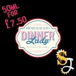 Dinner Lady just £7.50