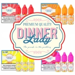 Dinner Lady Multipacks – £3.99 for 30ml – TABlites