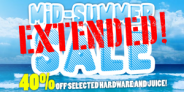 MID-SUMMER SALE! EXTENDED!
