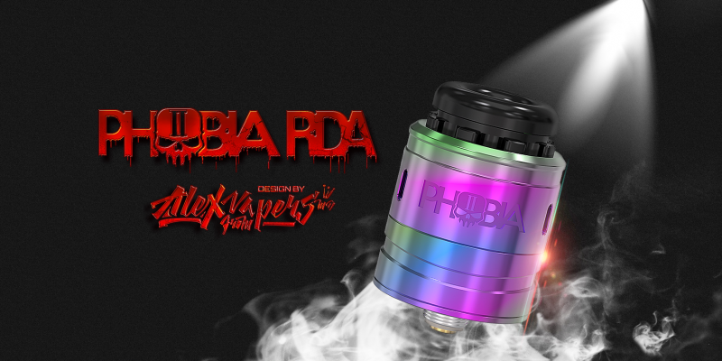 Vandy Vape Phobia v2 UK First Look