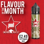 Flavour Of the Month – Lime Cheesecake ONLY £2.49!
