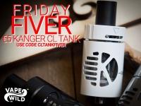 Kanger CL Tank €5.00