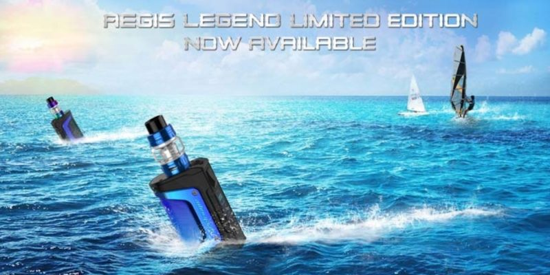 Geekvape Aegis Legend Ltd Edition Review