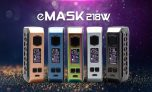 Vzone eMask 218W TC Box MOD by Teslacigs – FREE DELIVERY