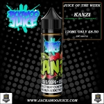 KANZI 120ml ONLY£8.50 (INC SHOTS )