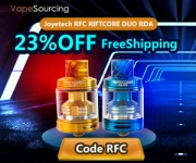 Great Deal on Joyetech RFC (23%OFF&Freeshipping!!!)