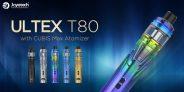 Joyetech Ultex T80 Review