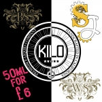 KILO Black, White & Moo Series £6!