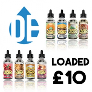 100ml Loaded – ONLY £10! – CHEAP